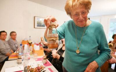 Frauentagsfeier in Strausberg