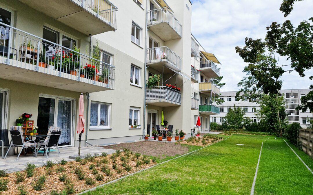 Karree Grünrock: Unser Neubau